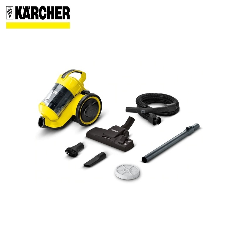 Cyclone vacuum cleaner KARCHER VC 3 Home vacuum Bagless vacuum cleaner Hand vacuum cleaner Hoover Carpet cleaner Suction sweeper цена и фото