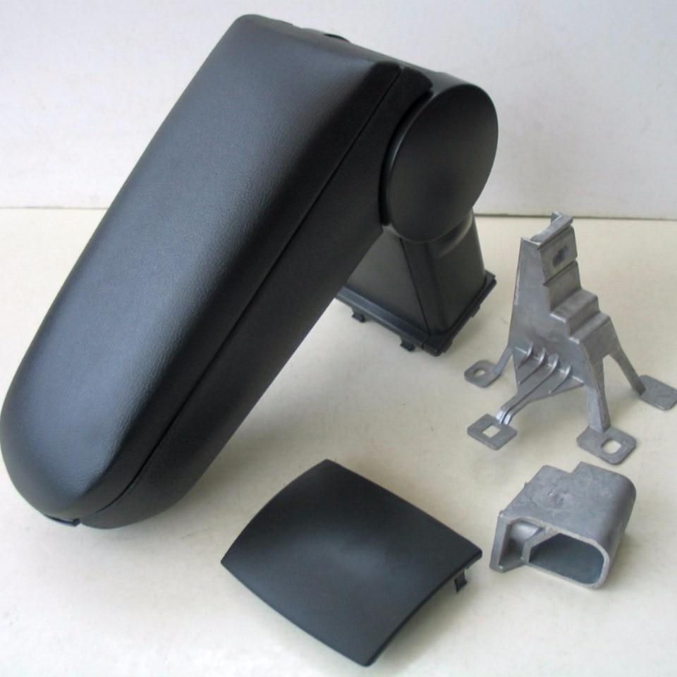 For Volkswagen Polo SEDAN 2009-2019 armrest with inner boxing on staffing mount PCVWP9V
