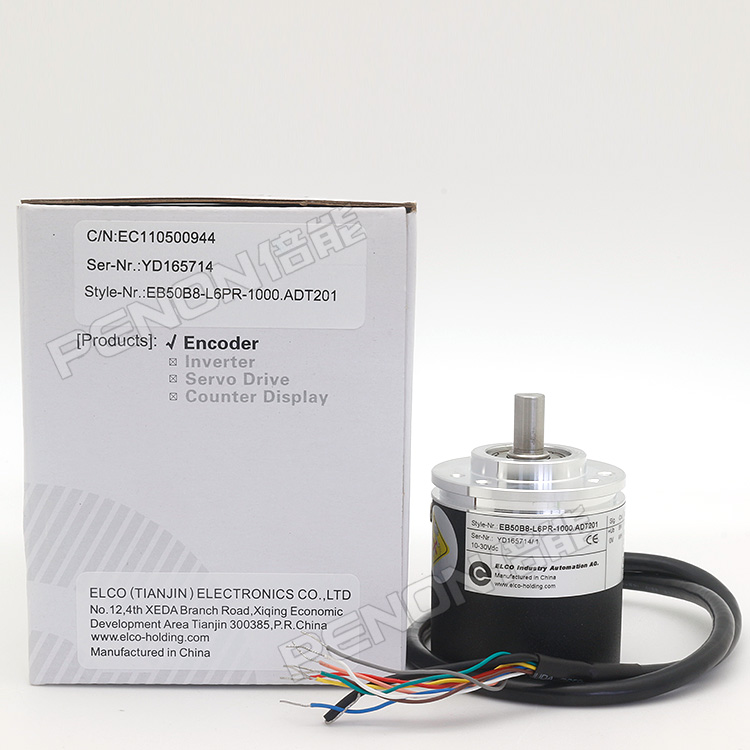 Original new 100% hot spot supply new encoder EB50B8-L6PR-1000 photoelectric switch цены