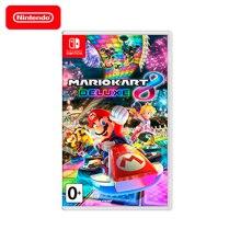 Игра для Nintendo switch Mario Kart 8 Deluxe