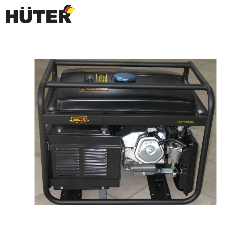 Generator DY8000L HUTER Power home appliances Backup source during power outages Benzine power stations generator huter ht950a