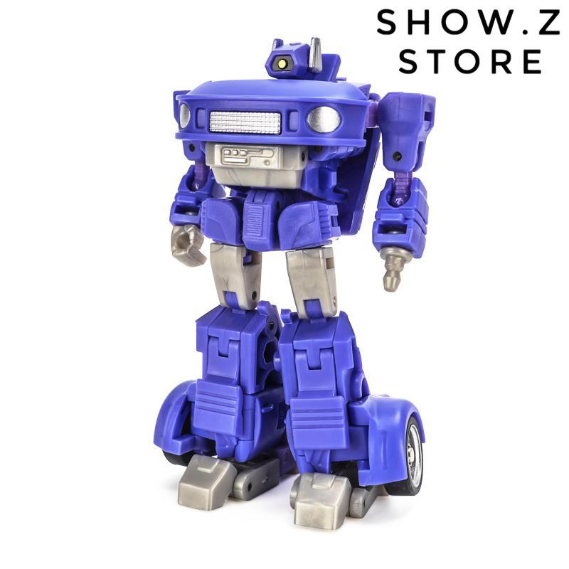 [Show.Z Store] NewAge New Age NA H2P H-2P Cyclops Shockwave Transformation Action Figure[Show.Z Store] NewAge New Age NA H2P H-2P Cyclops Shockwave Transformation Action Figure
