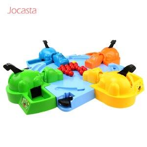 Image 5 - 供給空腹カバ大理石嚥下ボールゲーム供給インタラクティブ親と子供のおもちゃ教育玩具子供のための [
