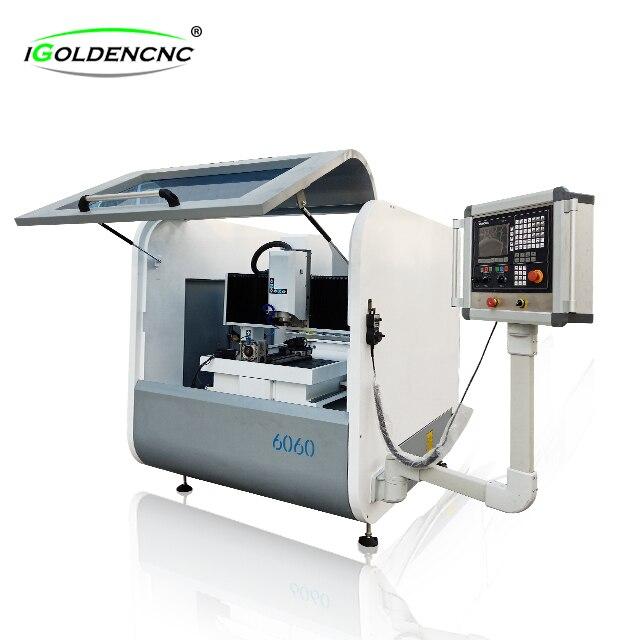 High Precision Mould Making 6060 Metal Engraving Millingatc Cnc Router