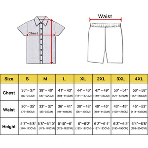 Image 2 - Pijama de satén de seda para hombre, Conjunto de pijama corto, ropa de dormir, ropa de descanso S,M,L,XL,2XL,3XL,4XL