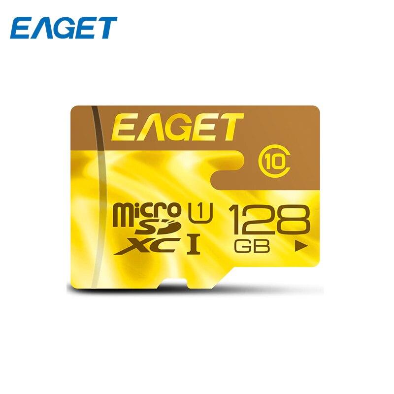 Memory Cards Eaget MicroSDHC F2-128G