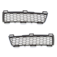 Grille in Bumper fits TOYOTA VOLTZ \/PONTIAC VIBE 2002 2003 2004 2005 Cover Left + Right  Pair
