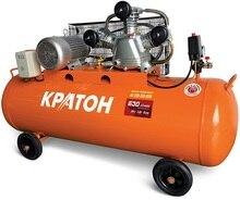 Компрессор ременной масляный КРАТОН AC-630-300-BDW