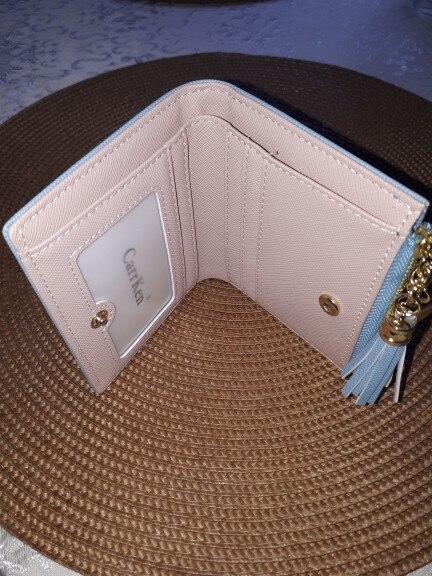 фиолетовый кошелек; Подкладка Материал:: Полиэстер; Пол:: Женщины;