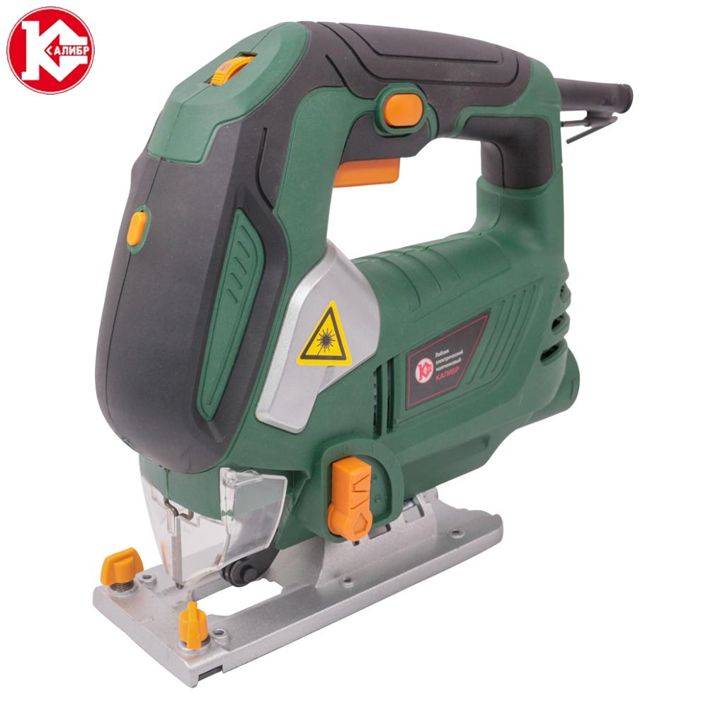 Electric Jig saw Kalibr LEM-830E Power 830W kalibr lem 830e electric saw woodworking power tools multifunction chainsaw hand saws cutting machine woodworking tool