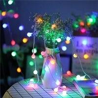 LED Lamp Snaar Licht 10 M 100 Voor Kerst Indoor Outdoor Lichtslingers Voor Kerstboom Tuin Patio Wedding Party