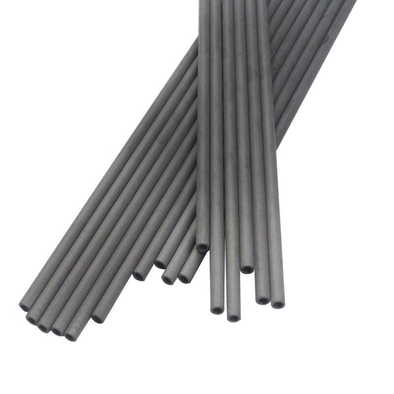 20X Carbon Shaft Tube 30 Spine 400 4 2mm 0 165 Straightness 0 006 DIY Arrows