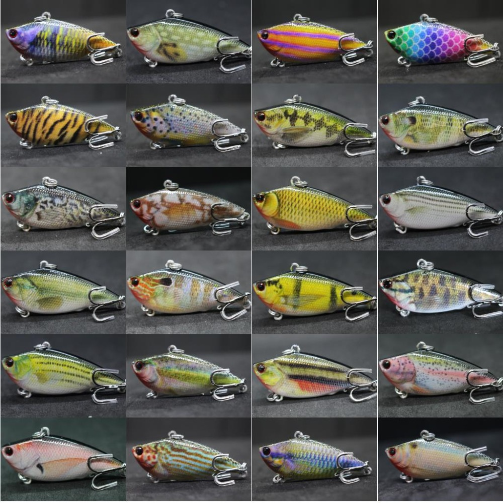 17 wLure Life Like Pattern Fishing Lure with Upgraded Treble Hooks 4