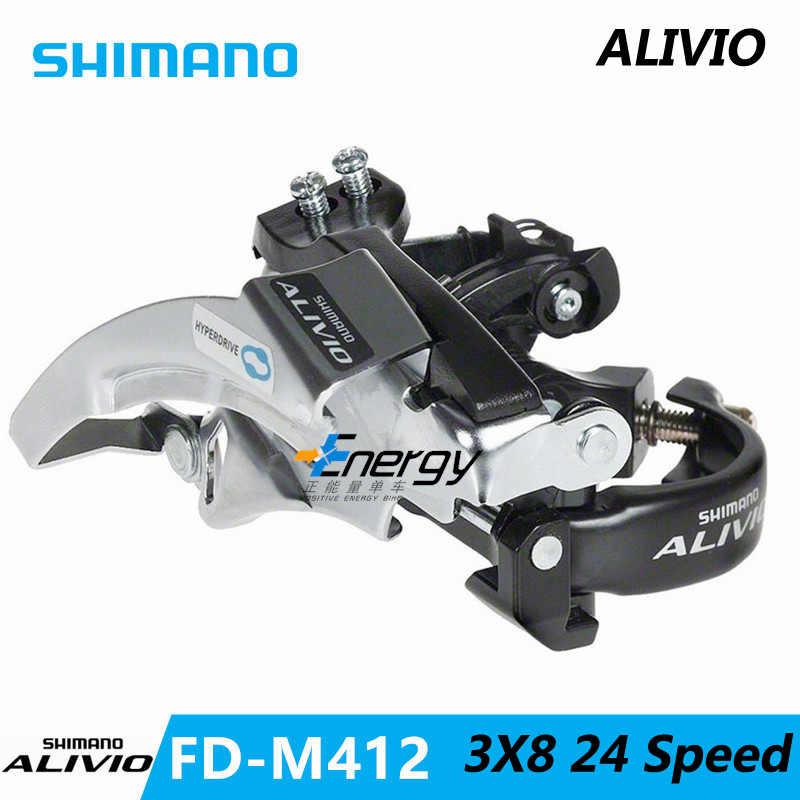 SHIMANO ALIVIO FD M412 Front Derailleurs MTB Bike Mountain