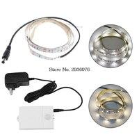 DC 5V 12V Automatic Infrared PIR Motion Sensor Switches With 5V LED Strip Lights Lamp US