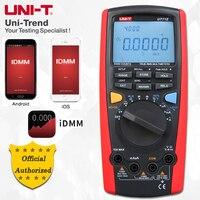 UNI T UT71A/UT71B/UT71C/UT71D/UT71E Средний Размеры Интеллектуальные цифровые мультиметры; цифровой мультиметр, USB/Bluetooth Связь