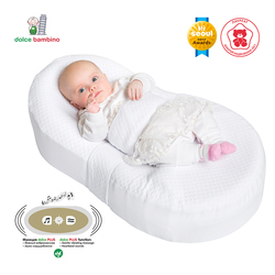 Dolce Bambino Cocon Plus matress infants newborn baby children kids massage sleep travel vibromassage waterproof New Year 11.11