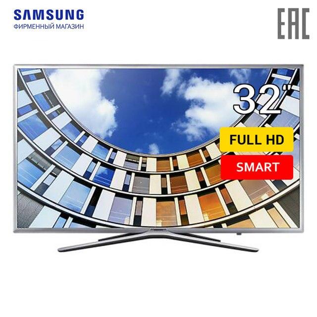 """Телевизор Samsung 32"""" серия 5 FHD Flat Smart TV M5550AU"""