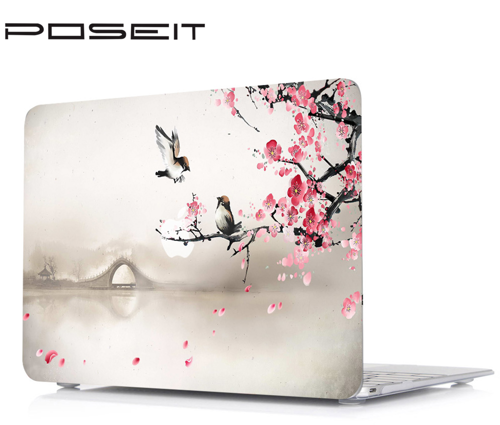 Oil painting series Painting Case Hard Shell Keyboard Cover For Macbook Pro 13 with Retina Display Model: A1502 A1425