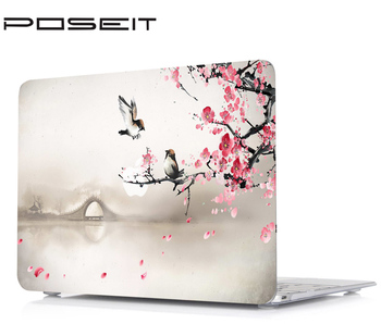 Oil painting series Painting Case Hard Case Shell Keyboard Cover For Macbook Pro 13