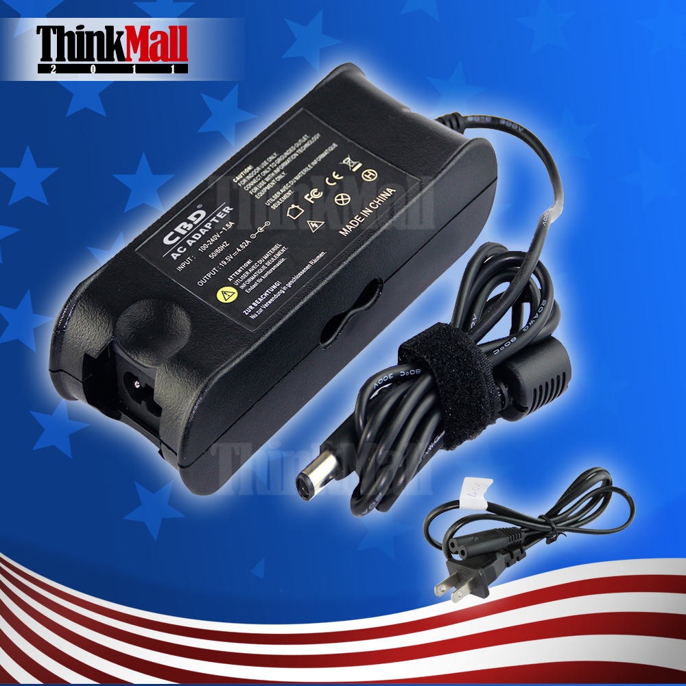 19 5v 4 62a 90w For Dell Adapter Charger Inspiron 1525
