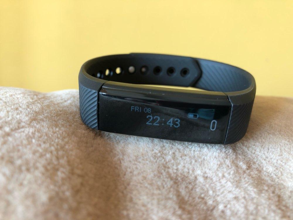 Moxy Activity Tracker photo review