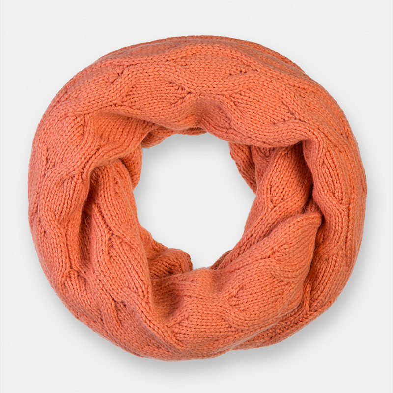 Scarf for women Canoe 3449923 AIRS chic high quality solid color chiffon scarf for women