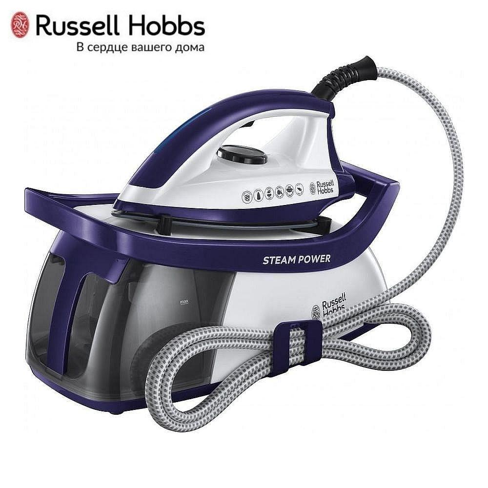 Steam Generator Russell Hobbs 24440-56 Handheld Steamer for clothes Steam generator for home Steam Cleaner Home appliances Steamer vertical