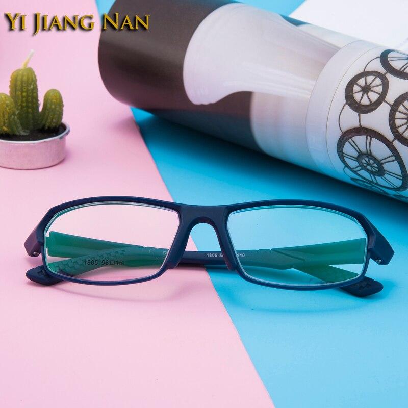 Korrektionsbrillen GroßZüGig Yi Jiang Nan Marke Korea Brillen Sport Brille Qualität Rahmen Optische Rahmen Tr90 Brillen Armacao De Oculos De Grau Klar Und Unverwechselbar Bekleidung Zubehör