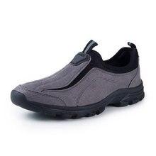 Zapatillas de Deporte Del Estilo Ocasional Del Deporte de Los Hombres Zapatos Cómodos Slip-On Fashion Pop Pop XZ1113 Ventilar