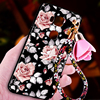 Phone Case For Huawei Honor 5X Cases Mate 7 mini 3D Relief Hard Plastic Cover With Strap Phone Coque Cases For Huawei GR5 Cover