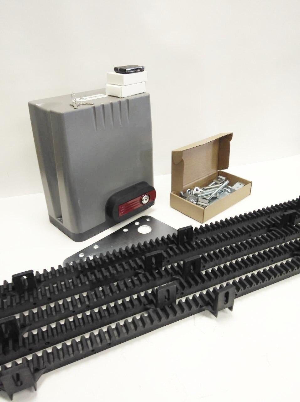 800ACP Rack porte coulissante ouvre avec Cantilever équipement pour porte coulissante et swing porte automatique Porte Moteur Crémaillère