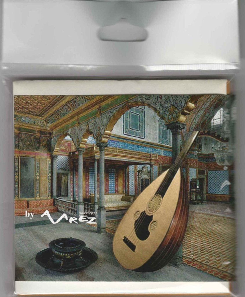 QUALITY STRINGS FOR TURKISH OUD AS-700