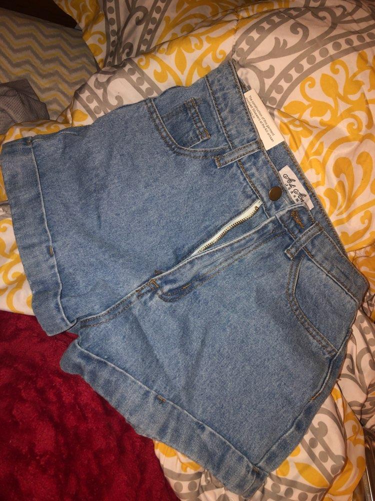 GCAROL Euro Style Women Denim Shorts Vintage High Waist Cuffed Jeans Shorts Street Wear Sexy Summer Spring Autumn Shorts