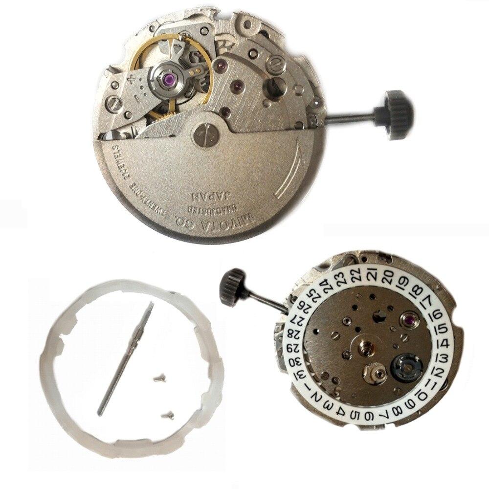 Miyota 8215 Automatic Mechanical 3 Hands Date 21 Jewels Japan Made Original New