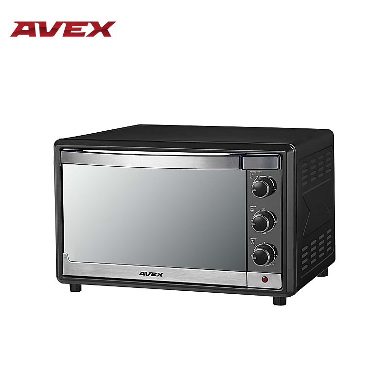 Mini Electric oven with convection AVEX TR350MBCL pizza shipule stainless steel baking oven electric oven for making bread cake pizza with temperature control 220v