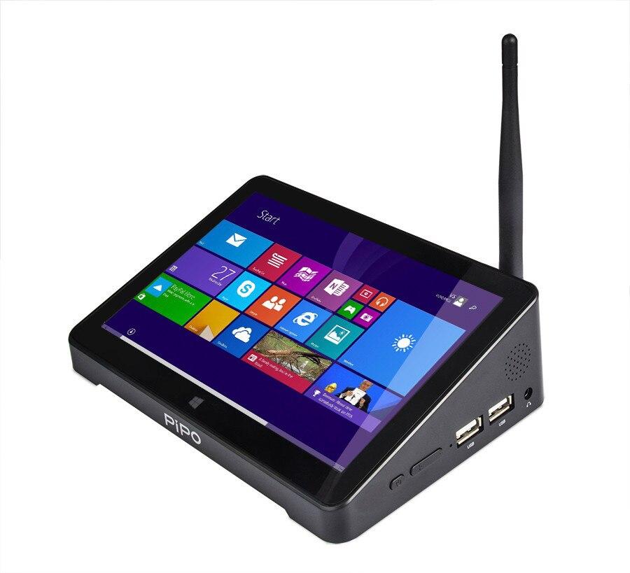 Original PiPO X8 Pro Mini PC Windows 10 Android 5 1 TV BOX Intel Z8350 2GB