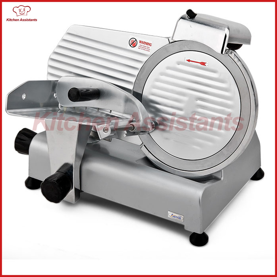 MS300ST 300mm professional Semi-auto Meat Slicer cutter machine for restaurant