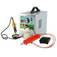 SUNKKO 709AD+ battery spot welder machine 4in1 fixed pulse moving pulse spot welding induction automatic pulse spot welding sold