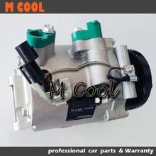 High Quality AC Compressor For Mitsubishi Lancer 2003-2009 7813A068 AKC200A221 AKC200A221A AKC200A221G AKC200A564 MR7813A068