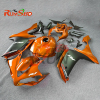 Injection Fairing for Yamaha YZF R1 YZF R1 1000 2007 2008 Complete Full Bodywork Kit Plastic Motorcycle Accessories Orange Black