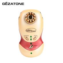 Аппарат Gezatone m365 «Гальваника+ Микротоки» в домашних условиях для коррекции морщин, повышения упругости и эластичности кожи, моделирования овала лица