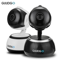 GUUDGO GD SC02 720P Cloud Wifi IP Camera Pan Tilt IR Cut Night Vision Two Way