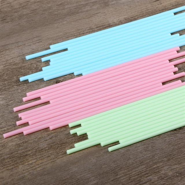 Colorful Pop Cake Sticks Set
