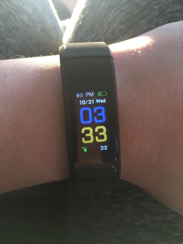 BANGWEI Fitness Tracker Smart Watch