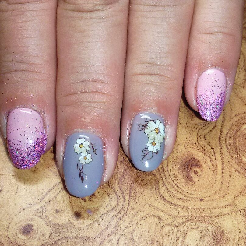 Water Transfer Nail Art photo review