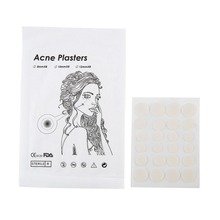 Acne Pimple Master Patch 24 Patches Korean Cosmetics Makeup 7mm 10mm 12mm Pimple Treatment Face Skin Care Easy to Apply