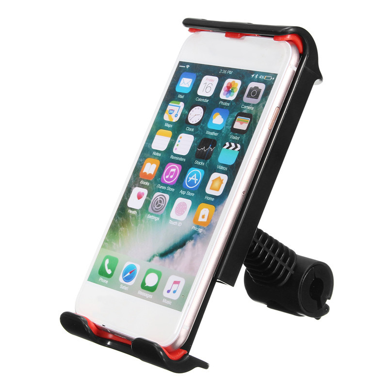 360 Degree Rotating Universal Car Back Seat Headrest Phone Holder Stand GPS Mobile Supports for iPhone/Xiaomi/Samsung