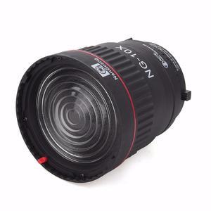 Image 4 - Nangmei NG 10X conjunto de acessórios para fotografia, conjunto com lente de foco luz de estúdio com luz led em 4 cores