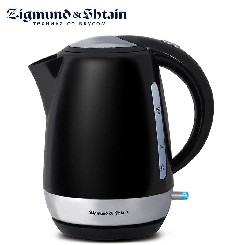 Чайник Zigmund & Shtain KE-517 SP Black